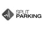 Split parking
